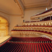 Stern Auditorium/Perelman Stage Beauty Shots